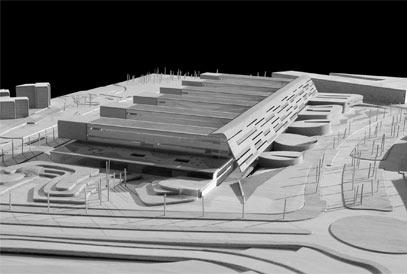 Axxo project management proyectos hospital general de reus - Constructora reus ...